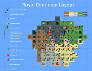 albion online royal continent layout