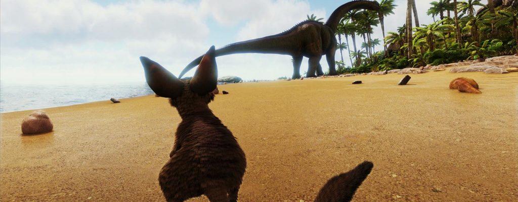 Sony verbietet Crossplay von PS4/Xbox One bei ARK Survival Evolved