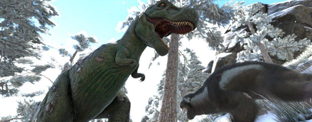 ARK Survival Evolved: Patch v255 – Seht die neuen Dinos in diesem Video