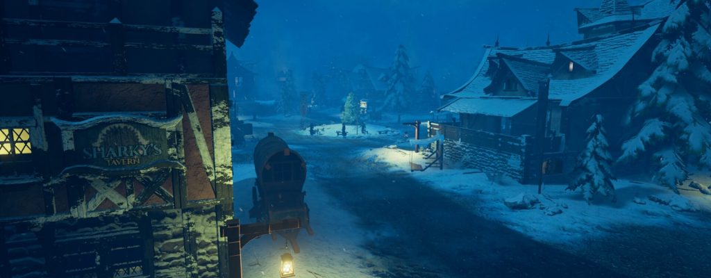 "Ashes of Creation: ""Winter is coming"" – Jahreszeiten ändern Spielwelt"