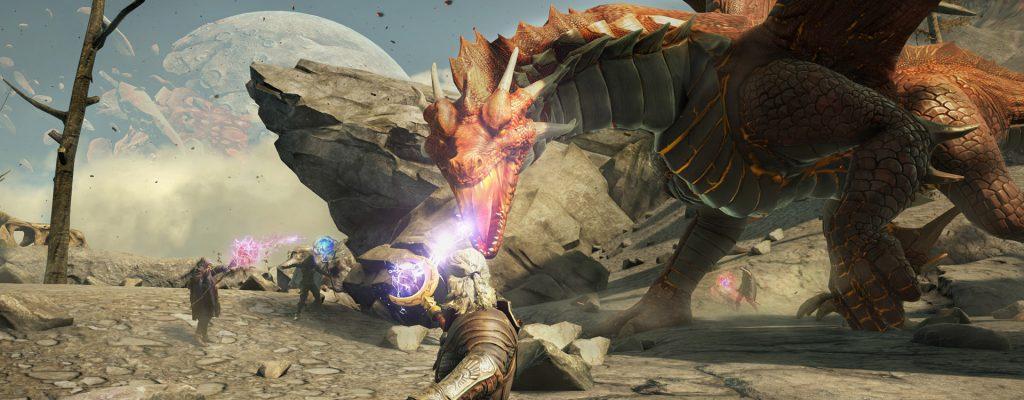 Dark and Light: Anspiel-Test – So spielt sich das Survival-MMO im EA