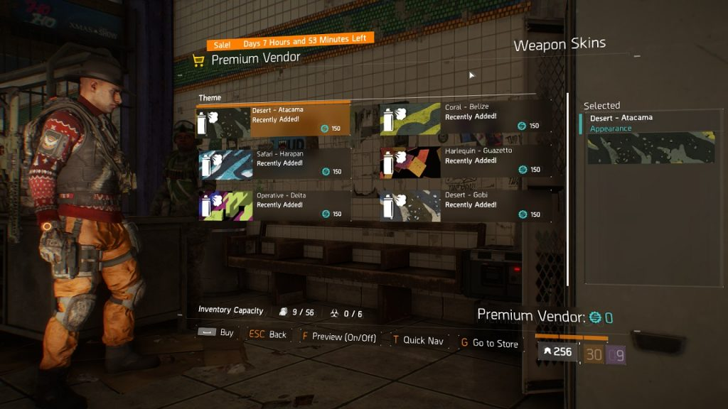 division-ingame-store