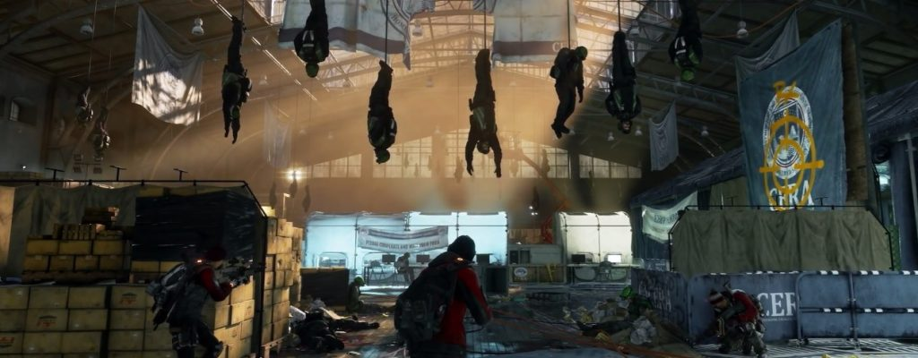 The Division: Server down am 23.3. – Invisible-Glitch wird gefixt [Update]