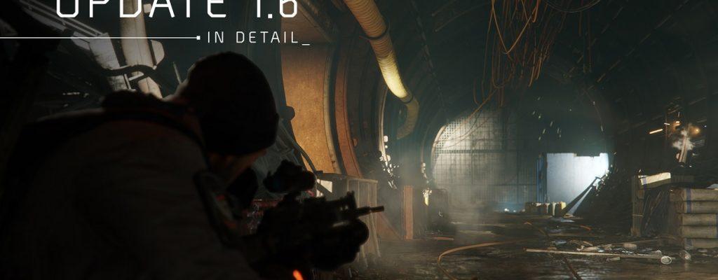 The Division: Update 1.6 – Patch-Notes sind bekannt, Launch-Trailer erschienen