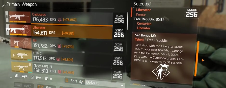 division-liberator