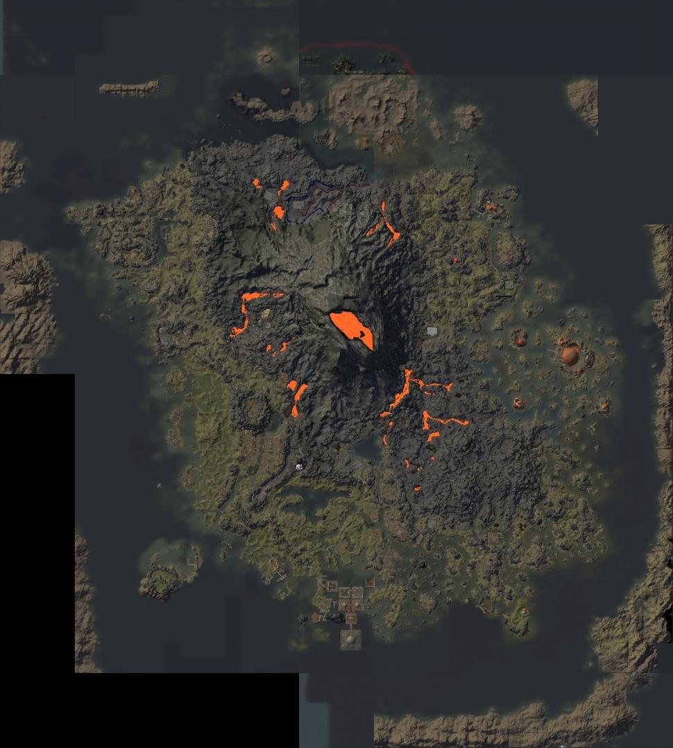 elder scrolls online vvardenfell map