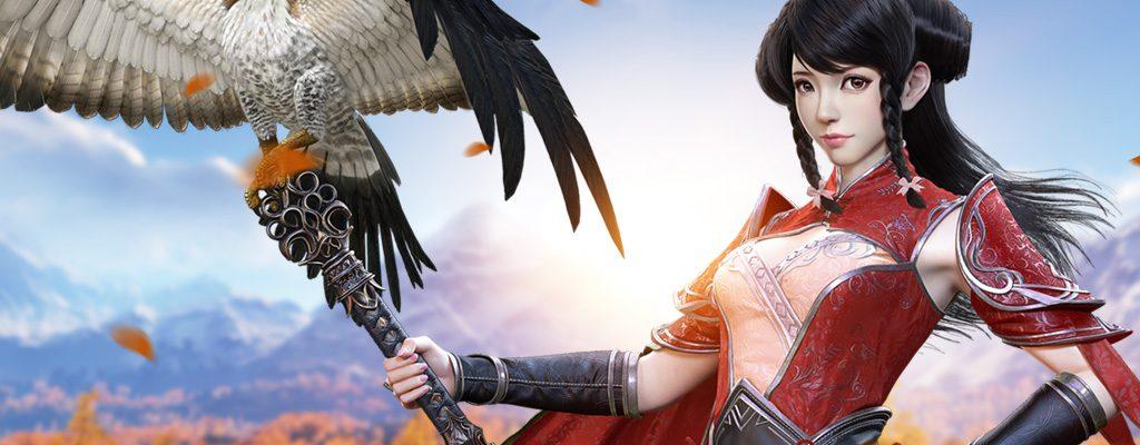 Moonlight Blade: EU Release für Martial-Arts-MMORPG á la Age of Wulin