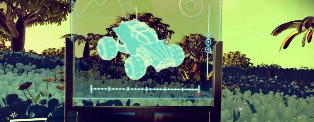No Man's Sky – Leak: Bringt ein künftiges Update Landfahrzeuge?