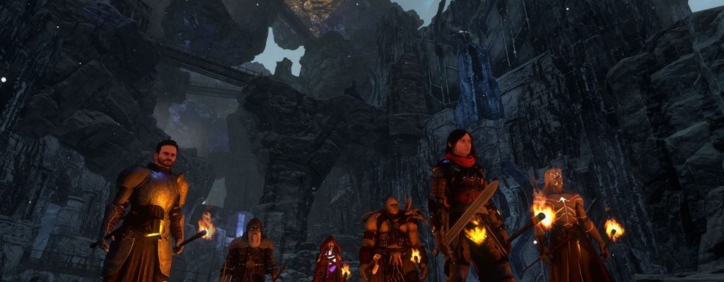 Pantheon ist die Hoffnung für neues PvE-MMORPG – Wie läuft's 2018?