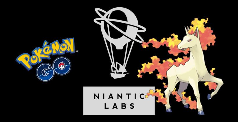 pokemon niantic gallopa