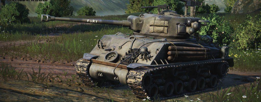 World of Tanks kommt in wunderschönem 4K auf die Xbox One X