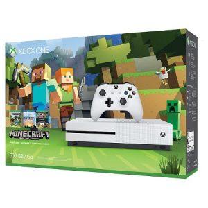 Xbox One S Mincraft