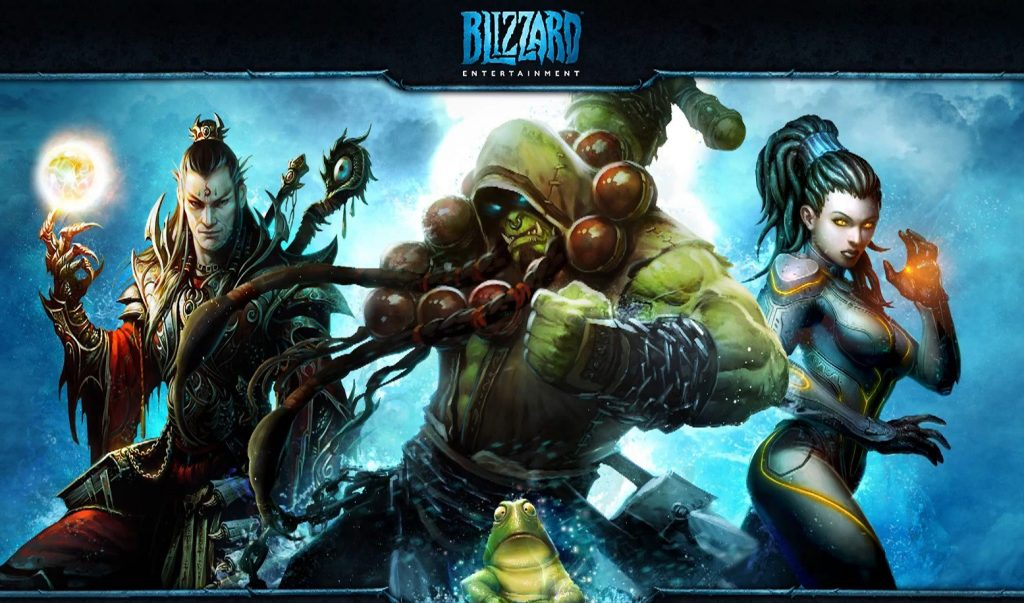 Blizzard Thrall Kerrigan Header