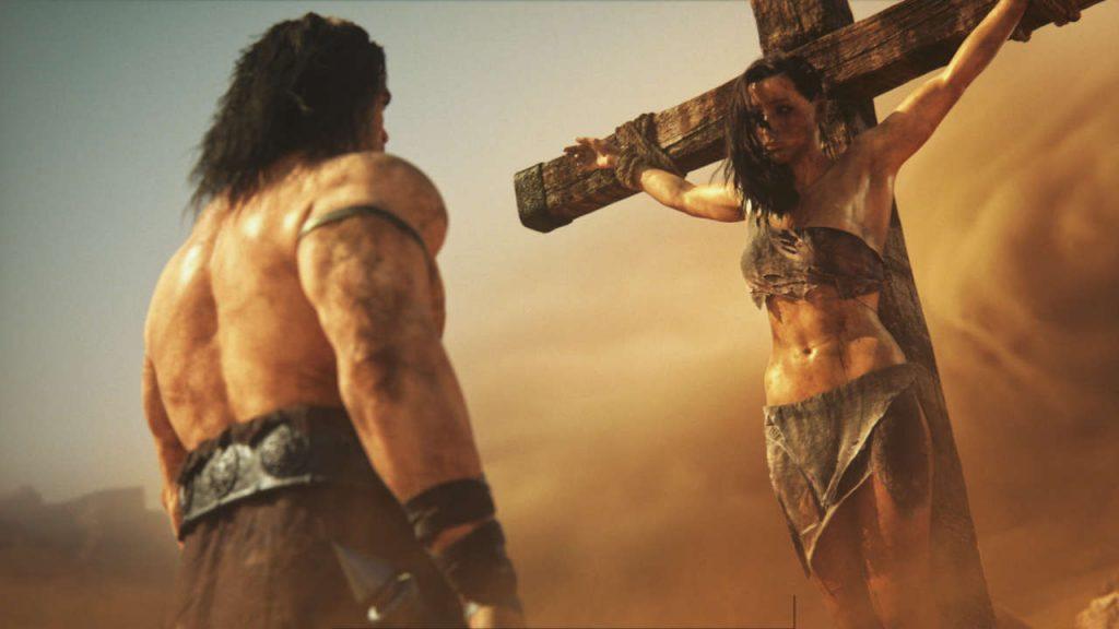 Conan-Exiles-Frau-Kreuz