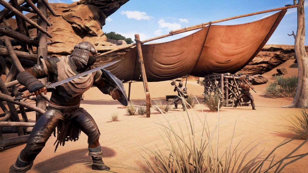 Conan Exiles Piraten