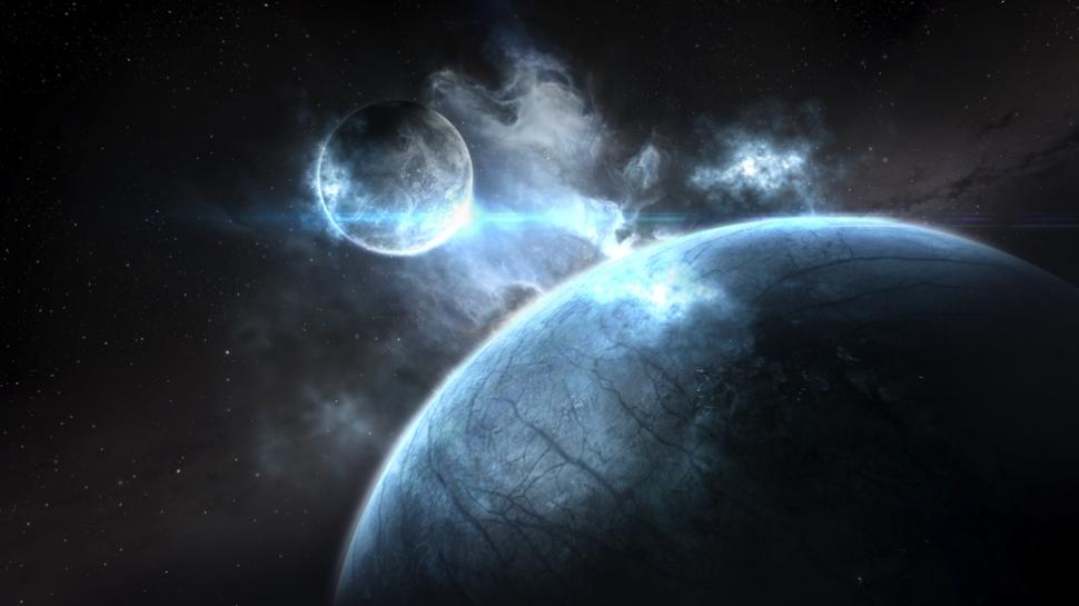 EVE Online Exoplanet