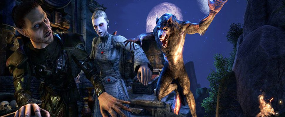 The Elder Scrolls Online: Werwolf oder Vampir werden?