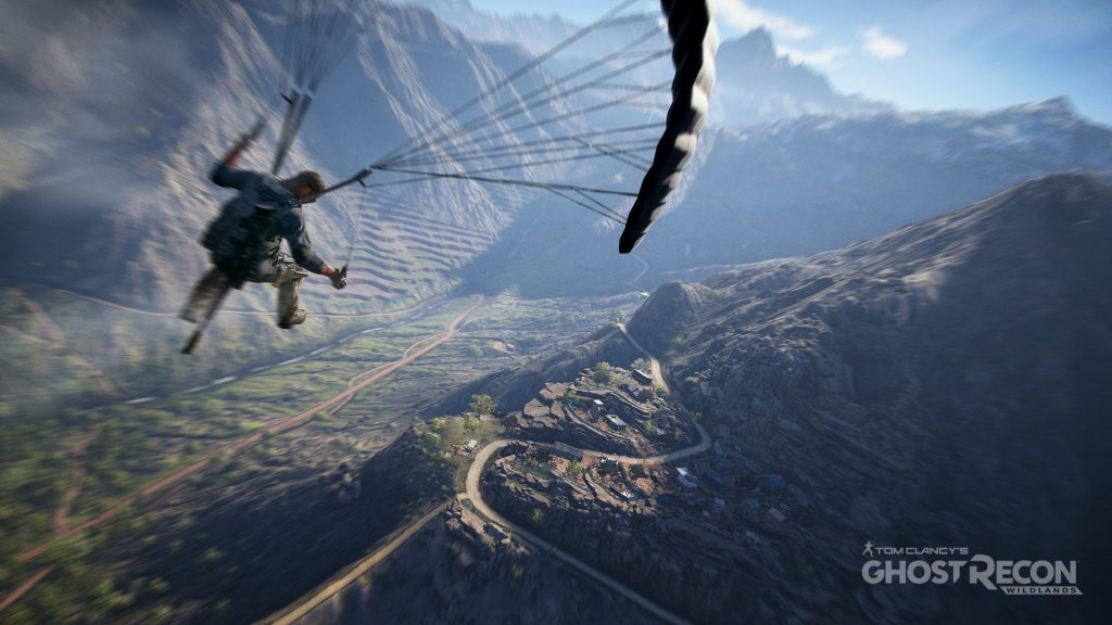 Ghost Recon Wildlands Screenshot