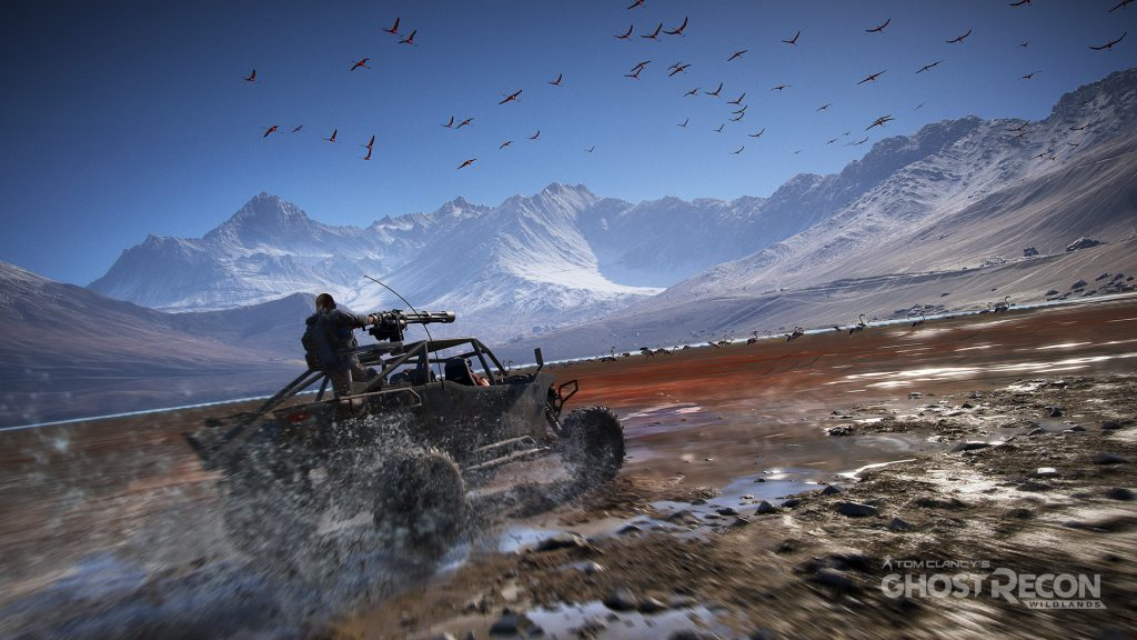 Ghost Recon Wildlands Screenshot2