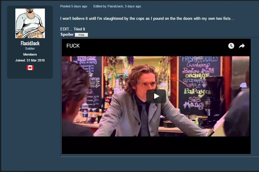 GTA 5 Online Forum Spoiler