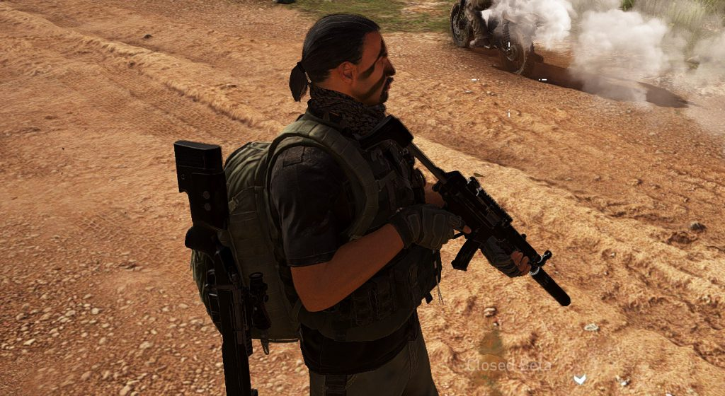 Ghost Recon Charakter Profil