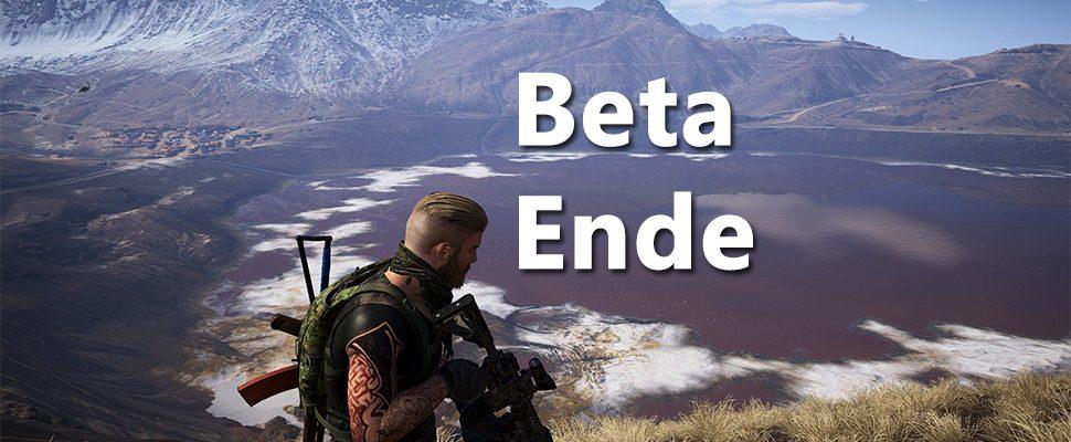 Ghost Recon Wildlands: Open Beta Ende – Die letzten Minuten laufen