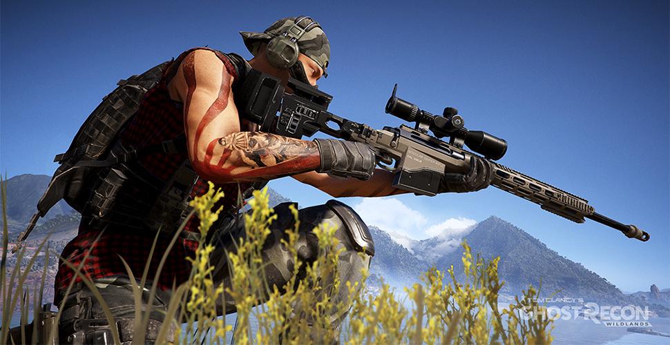 Ghost Recon Wildlands Waffe Titel