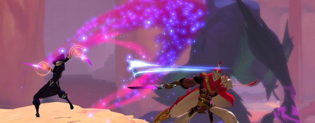 Gigantic: Helden-Shooter mit Knuddel-Optik – Open Beta in finaler Phase