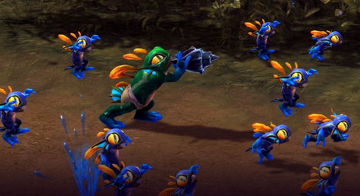 HotS Murky March of the Murlocs