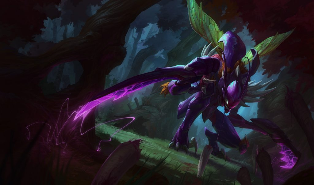 LoL Kha'Zix Normal