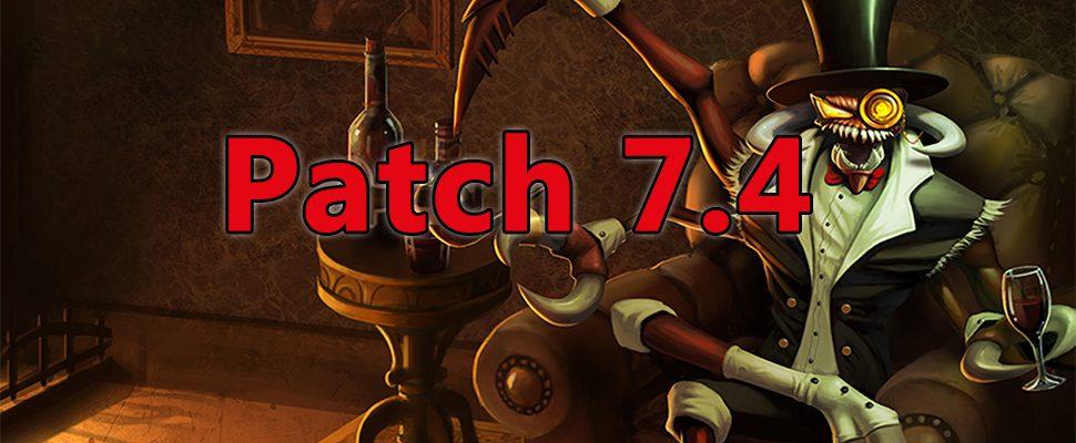 LoL: Patch 7.4 Patchnotizen – Cho'Gath wird zum Riesentank des Todes!