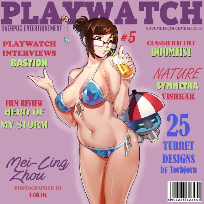 Mei-Playwatch