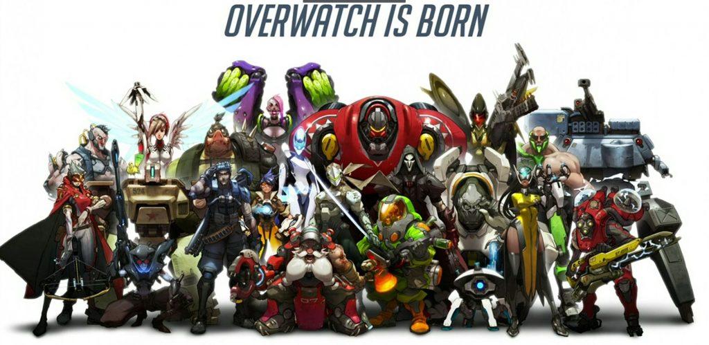 Overwatch Crew Unknown Heroes