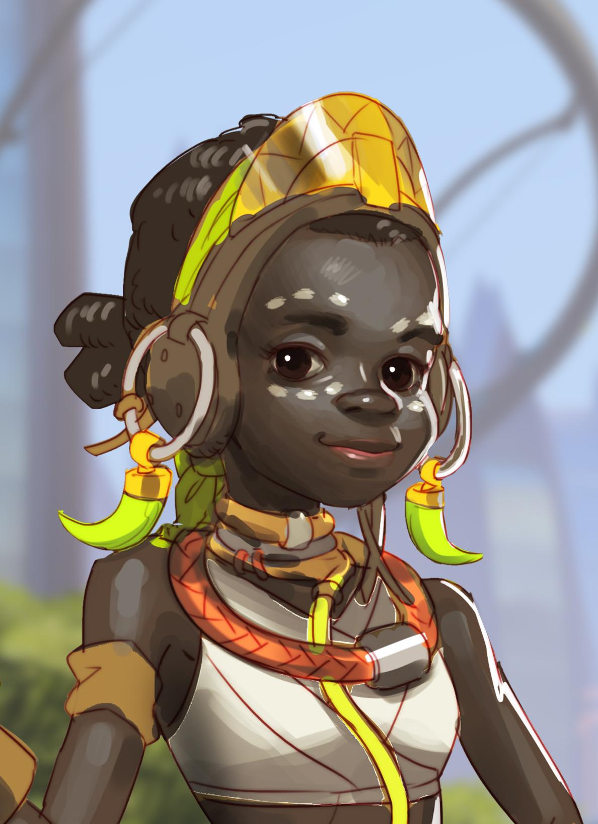 Overwatch Efi Oladele