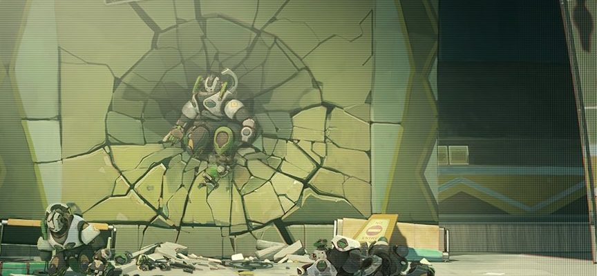 Overwatch: Massenhaft Roboter vernichtet – nächster Teaser für neuen Helden