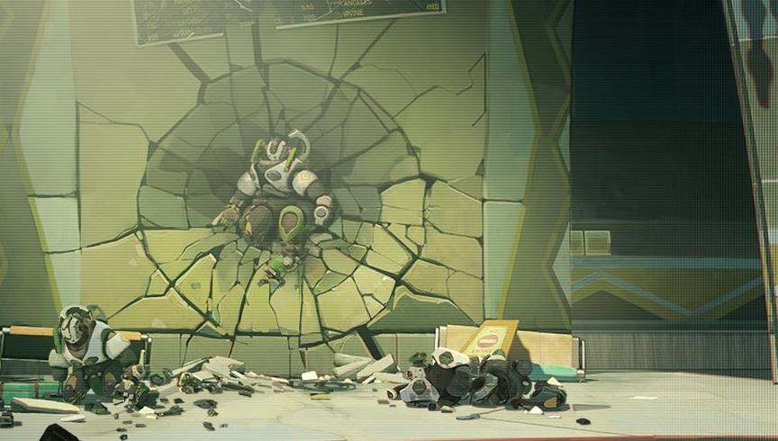 Overwatch Teaser New Hero Numbani small