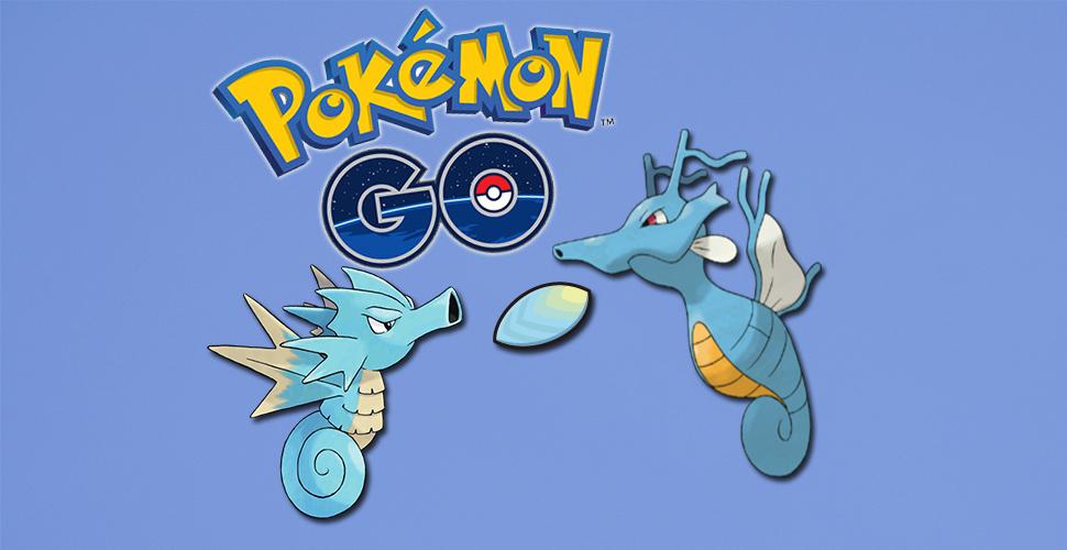 Pokémon GO Entwicklungen Stein