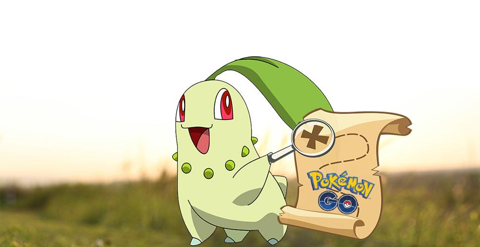 Pokémon GO Maps Titel