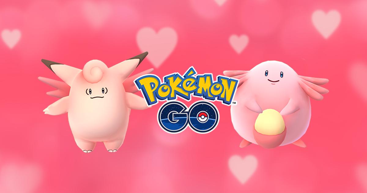 Pokemon Go Das Erwartet Euch Beim Valentinstag Event 2019