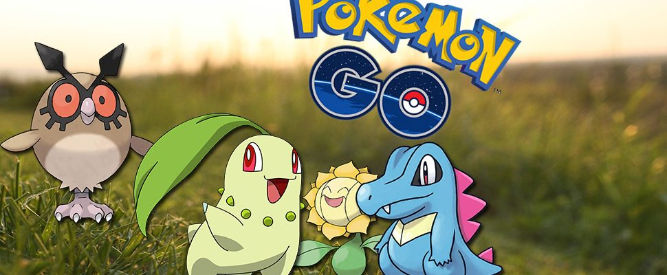 Pokémon GO 2. Generation: Liste aller neuen Pokémon und ihrer Silhouetten