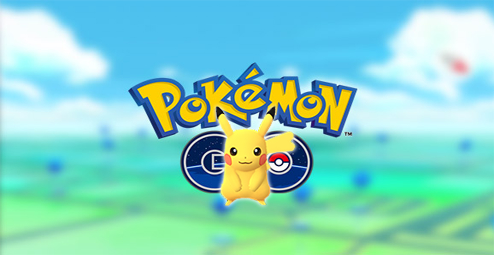 Pokemon GO Pikachu Titel
