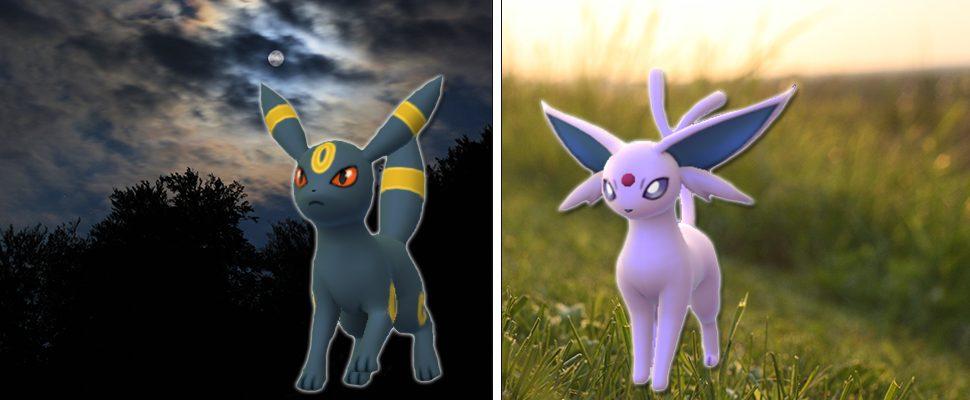 Pokémon GO: Psiana und Nachtara ohne Spitznamen entwickeln – So geht's