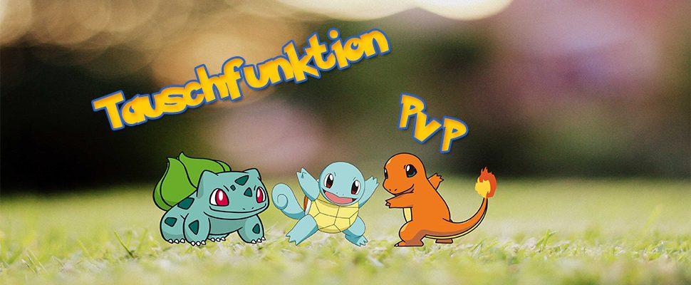 Pokémon GO: Tauschen wird nicht über das Internet funktionieren