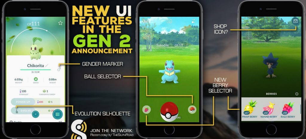 Pokemon GO Update 0.57.2