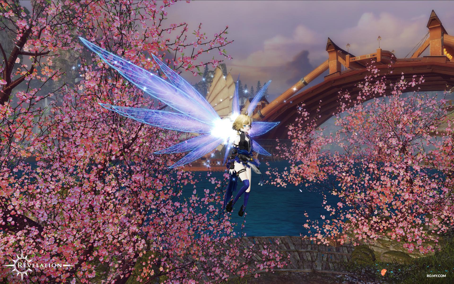Revelation Online Wings02