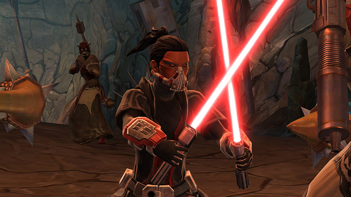 SWTOR Sith Light Sabers