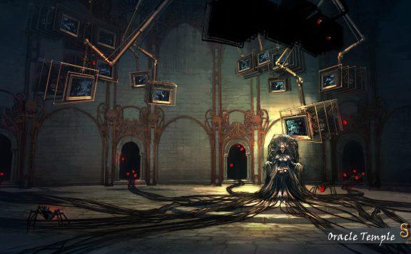 Shroud of the Avatar Oracle Temple