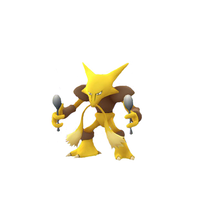 Pokémon GO Simsala