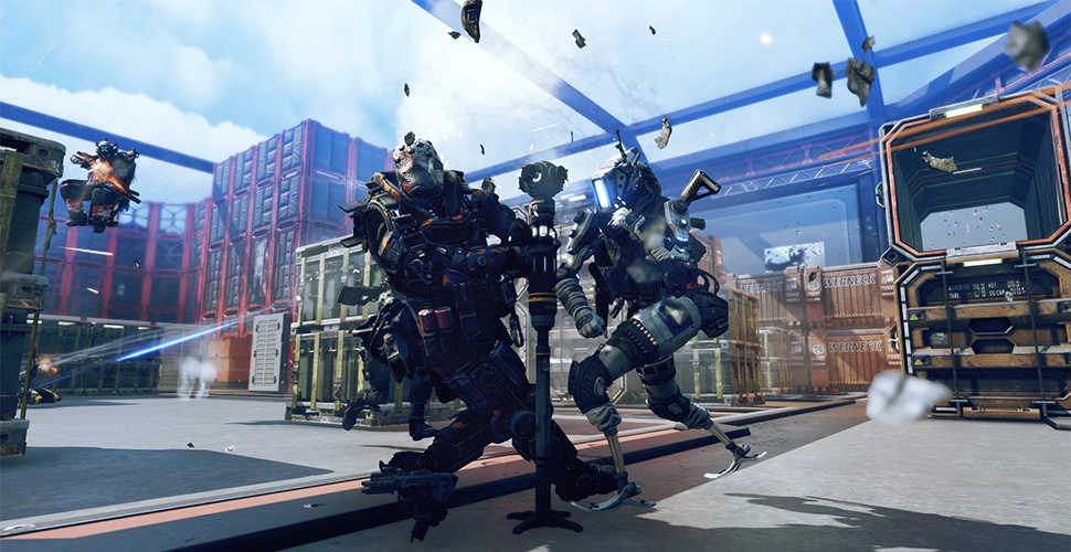 Titanfall 2 Kampf Titel
