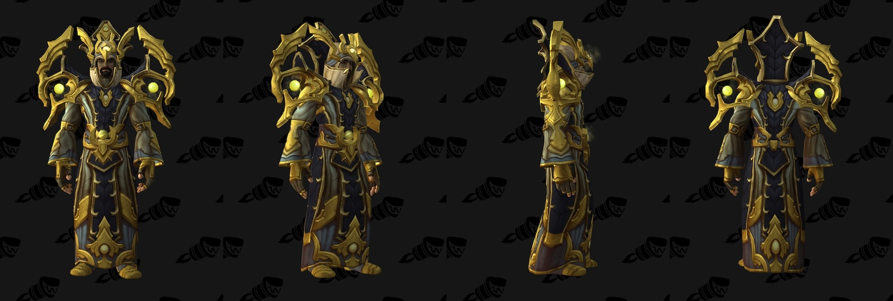WoW Order Hall Set Priest